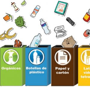 Capacitación de Manejo de residuos sólidos a nivel urbano